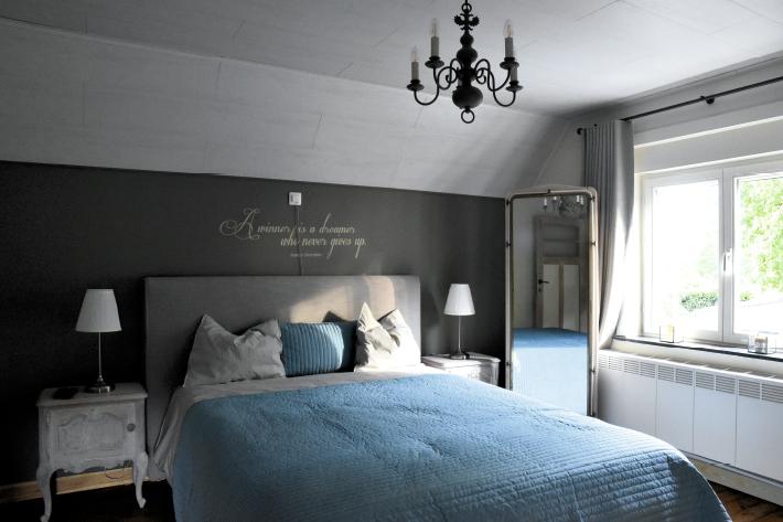 2 Persoonsbed Modern.Slaapkamer 1 Villa Millina